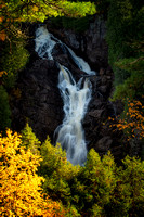 Big Manitou Falls, autumn 1