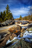 Little Falls, Flambeau river 2