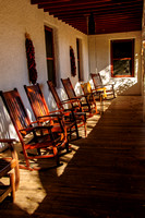 Ojo Caliente, chairs