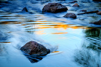Rocks in water 4